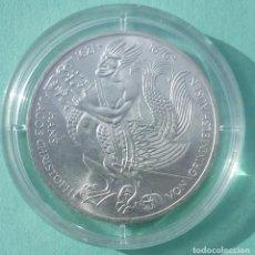 Monedas antiguas de Europa: ALEMANIA - 5 MARCOS 1976 - CECA D ENCAPSULADA - SIN CIRCULAR - PLATA - VISITA MIS OTROS LOTES. Lote 143917194