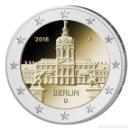 Monedas antiguas de Europa: ALEMANIA - 2 EURO 2018 - PALACIO CHARLOTTENBURGO - SIN CIRCULAR - CECA G - MIRA MIS OTROS LOTES. Lote 143925030