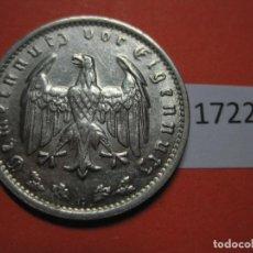 Monedas antiguas de Europa: ALEMANIA 1 REICHSMARK 1934 G. Lote 144290398