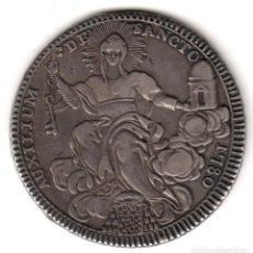 Monedas antiguas de Europa: ITALIA SCUDO SILVER 1780 PIUS VI PAPAL STATES - ITALIAN STATES. Lote 144556062