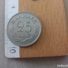 Monedas antiguas de Europa: MONEDA 25 ORE DINAMARCA 1961, . Lote 144682298