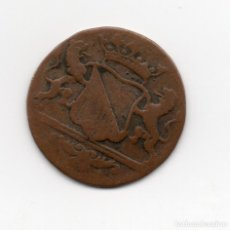 Monedas antiguas de Europa: 1 DUIT NETHERLANDS VOC (UTRECHT) - 1794 DUIT. Lote 145212490