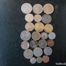 Monedas antiguas de Europa: COLECCION DE MONEDAS DE RUMANIA DIVERSAS EPOCAS . Lote 146072814