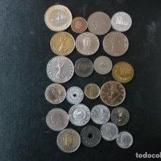Monedas antiguas de Europa: COLECCION DE MONEDAS DE HUNGRIA DE MUY DIVERSAS DECADAS . Lote 155719842