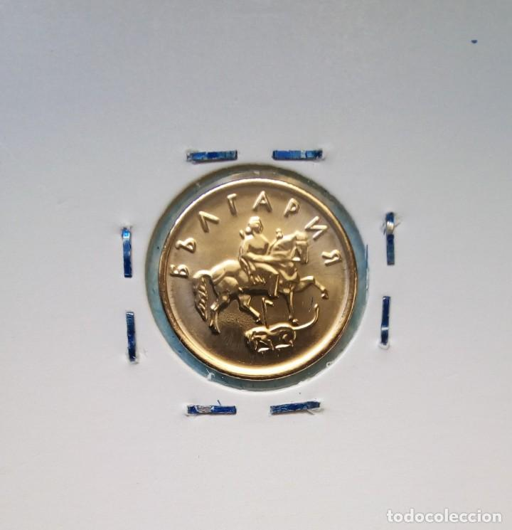 Monedas antiguas de Europa: BULGARIA - 2 STOTINKI 2000 - CAT. SCHOEN Nº 239.A - S / C - ENCARTONADA - VISITA MIS OTROS LOTES - Foto 2 - 146574006