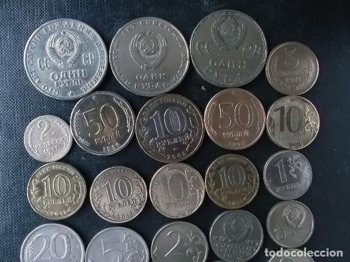 Monedas antiguas de Europa: supercoleccion monedas de URRS y actual Federacion Rusa - Foto 6 - 146753322