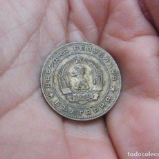 Monedas antiguas de Europa: BULGARIA 5 STOTINKI 1962. Lote 146910350