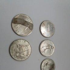Monedas antiguas de Europa: LOTE MONEDAS EXTRANJERAS.. Lote 147195110
