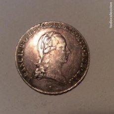 Monedas antiguas de Europa: 1/4 KRONENTHALER 1797 B KREMNITZ. Lote 147294804