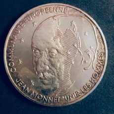 Monedas antiguas de Europa: FRANCIA -100 FRANCOS 1992 PLATA. SIN CIRCULAR.. Lote 147327014