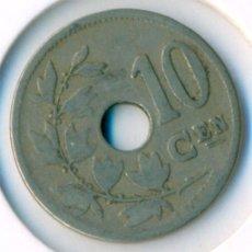 Monedas antiguas de Europa: BÉLGICA 10 CÉNTIMOS 1904 ( BC ) KM # 53 - LEYENDA EN ALEMÁN (BELGIE). Lote 147556094