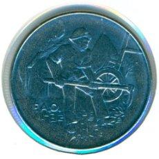 Monedas antiguas de Europa: SAN MARINO 100 LIRAS 1978 ( SC ) KM # 82 - FAO. Lote 147556758