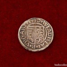 Monedas antiguas de Europa: DENARIO DE PLATA 1510 HUNGRIA WLADISLAW II JAGELLO RARA. Lote 137883338