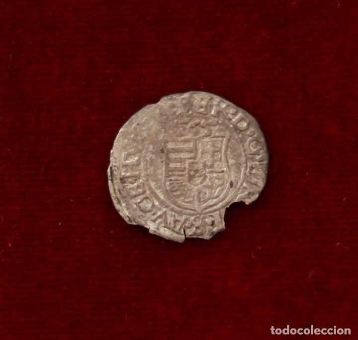 DENARIO DE PLATA 1565 HUNGRIA FERDINAND I (Numismática - Extranjeras - Europa)