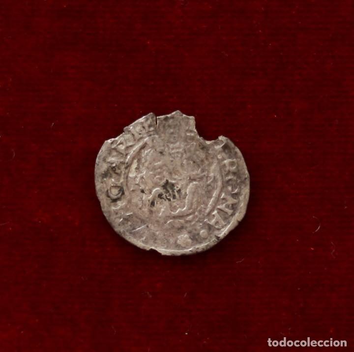 Monedas antiguas de Europa: DENARIO DE PLATA 1565 HUNGRIA FERDINAND I - Foto 2 - 137884858