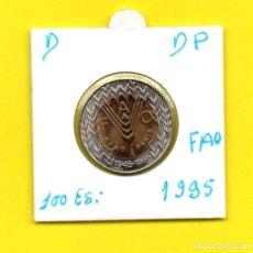 Monedas antiguas de Europa: REPUBLICA PORTUGUESA 100 ESCUDOS 1995 F.A.O. - [D - DP]. Lote 147762470