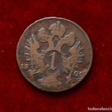 Monedas antiguas de Europa: 1 KREUZER 1800 AUSTRIA. Lote 147853690