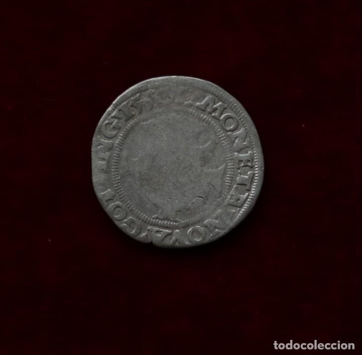 Monedas antiguas de Europa: MARIENGROSCHEN DE PLATA DE CIUDAD GOTINGA 1550 - Foto 2 - 147911366