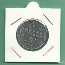 Alte Münzen aus Europa - ITALIA: 100 LIRES 1981. ACADEMIA NAVAL DE LIBORNO - 148573466