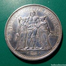 Monedas antiguas de Europa: FRANCIA. 10 FRANCS DE PLATA. 1966.. Lote 149407342