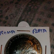 Monedas antiguas de Europa: MONEDA DE PLATA CONMEMORATIVA BENEDICTO XVI ROMA. Lote 150282842