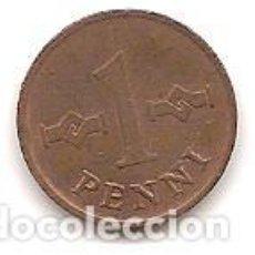Alte Münzen aus Europa - FINLANDIA,1 PENNI 1968. - 150302486
