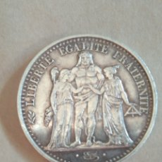Monedas antiguas de Europa: MONEDA DE PLATA 10 FRANCOS 1967 FRANCIA. Lote 151064290