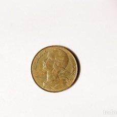Monedas antiguas de Europa: FRANCIA, 20 CENTIMOS AÑO 1985. Lote 151507234