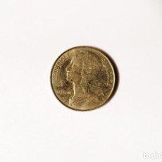 Monedas antiguas de Europa: FRANCIA, 20 CENTIMOS AÑO 1988. Lote 151507342