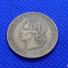 Monedas antiguas de Europa: ITALIA 20 LIRAS 1957. Lote 152106716