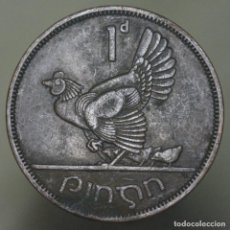 Monedas antiguas de Europa: 1 PENNY IRLANDA 1964. Lote 152590062