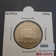 Monedas antiguas de Europa: AUSTRIA 20 CHELINES 1994. Lote 153497573