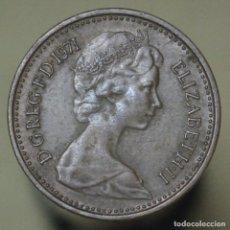 Monnaies anciennes de Europe: 1/2 PENNY GRAN BRETAÑA 1971. Lote 154209942