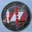 Monedas antiguas de Europa: AUSTRIA - MONEDA 2 EUROS 2005 COLOREADA - 50 ANIVERSARIO DEL TRATADO DE ESTADO DE AUSTRIA. Lote 157439034