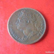 Monedas antiguas de Europa: GRAN BRETAÑA. 1 FARTHING DE JORGE IV 1826. Lote 155135194