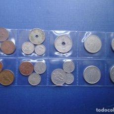 Monedas antiguas de Europa: NORUEGA LOTE 20 MONEDAS DIFERENTES Nº 4. Lote 155346354