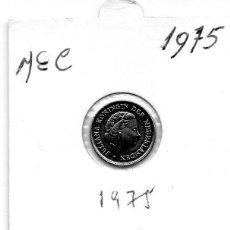 Monedas antiguas de Europa: MEC - HOLANDA 10 CENT 1975 - A2. Lote 155678686