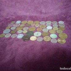 Monedas antiguas de Europa: LOTE DE MONEDAS EXTRANJERAS, A CLASIFICAR, VARIOS PAÍSES Y AÑOS. Lote 155682726