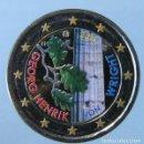 Monedas antiguas de Europa: FINLANDIA 2016 - MONEDA 2 EUROS COLOR - CENTENARIO NACIMIENTO DE HENRIK VON WRIGHT. Lote 155853194