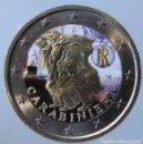 Monedas antiguas de Europa: ITALIA 2014 - MONEDA 2 EUROS COLOR - 200 ANV. DE LOS CARABINIERI. Lote 155857158