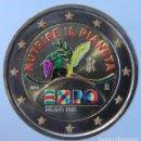 Monedas antiguas de Europa: ITALIA 2014 - MONEDA 2 EUROS COLOR - EXPO 2015, EXPOSICIÓN UNIVERSAL DE MILAN. Lote 155857378