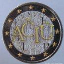 Monedas antiguas de Europa: LITUANIA 2015 - MONEDA 2 EUROS COLOR - IDIOMA LITUANO. Lote 155858126