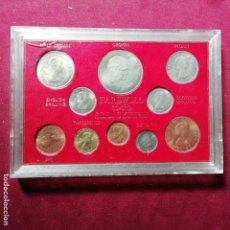 Monedas antiguas de Europa: REINO UNIDO. ESTUCHE DE MONEDAS. SET FAREWELL. CHURCHILL. 1965 1966. Lote 155939506