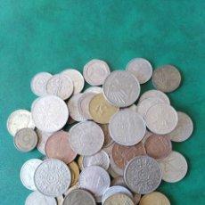 Monedas antiguas de Europa: LOTE DE 67 MONEDAS DIFERENTES DE EUROPA. Lote 156623202