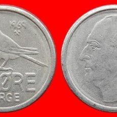 Monedas antiguas de Europa: 25 ORE 1969 NORUEGA 09690T COMPRAS SUPERIORES 40 EUROS ENVIO GRATIS. Lote 156818502