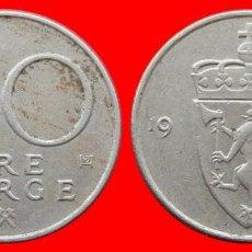 Monedas antiguas de Europa: 50 ORE 1974 NORUEGA 09697T COMPRAS SUPERIORES 40 EUROS ENVIO GRATIS. Lote 156820842