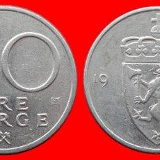 Monedas antiguas de Europa: 50 ORE 1983 NORUEGA 09699T COMPRAS SUPERIORES 40 EUROS ENVIO GRATIS. Lote 156821074