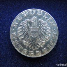 Monedas antiguas de Europa: 10 CHELINES, AUSTRIA, 1990. Lote 157118654