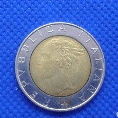 Monedas antiguas de Europa: ITALIA 500 LIRAS 1986. Lote 157139993