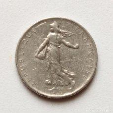 Monedas antiguas de Europa: FRANCIA: 1 FRANC 1960 KM#925.1. Lote 157908742